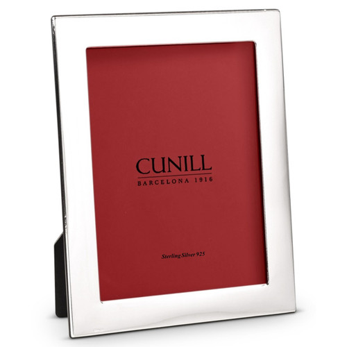CUNILL Sterling Silver Plain Wide Picture Frame