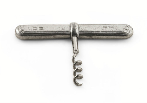 Pewter Filet Corkscrew