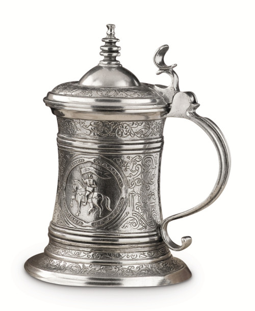 Bostonian Pewter Beer Stein