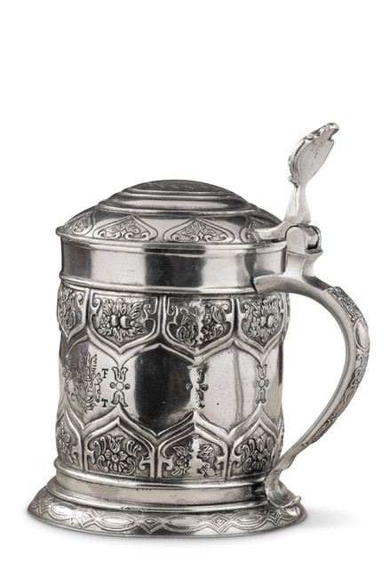 'Dynasty' Pewter Beer Stein