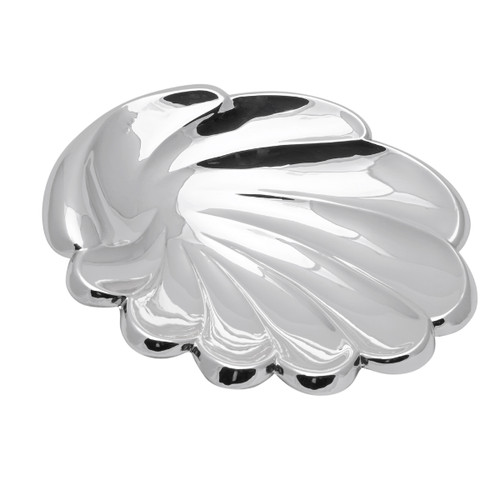 """CUNILL Sterling Silver Shell (5"""" x 4.5"""")"""