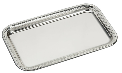 """Sterling Silver Helena Tray (7"""" x 4.5"""")"""
