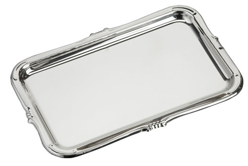 """Sterling Silver Roma Tray (7"""" x 4.5"""")"""