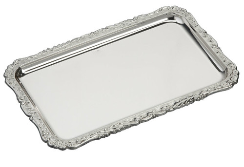 "Sterling Silver Valance Tray ( 7"" x 4.5"")"