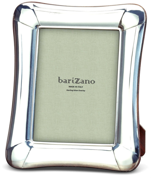 'Venetian' 4x6 Silver Plated Picture Frame