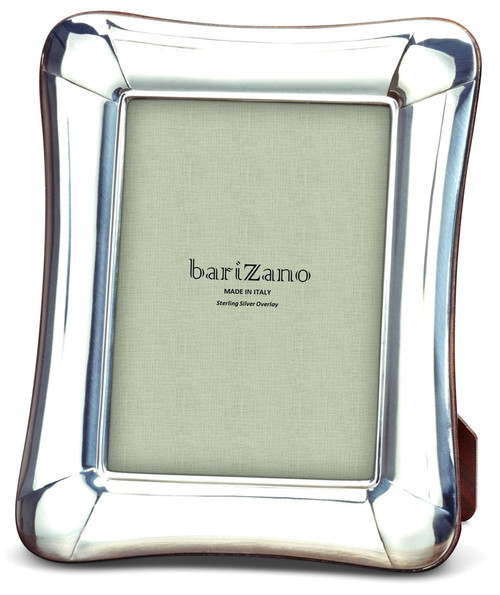 'Venetian' 8x10 Silver Plated Picture Frame