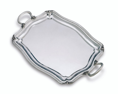 "BICAMA Sterling Silver Queen Anne Tray (22"" x 16"")"