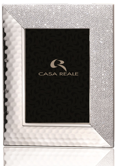 'Elle' 5x7 Sterling Silver Picture Frame