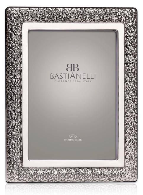 Bastianelli 'Boboli' 8x10 Sterling Silver Picture Frame