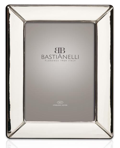 Bastianelli 'Accenti' 4x6 Sterling Silver Picture Frame