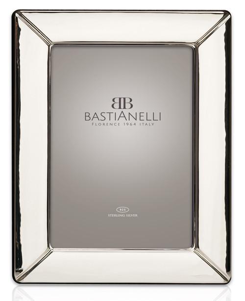 Bastianelli 'Accenti' 5x7 Sterling Silver Picture Frame