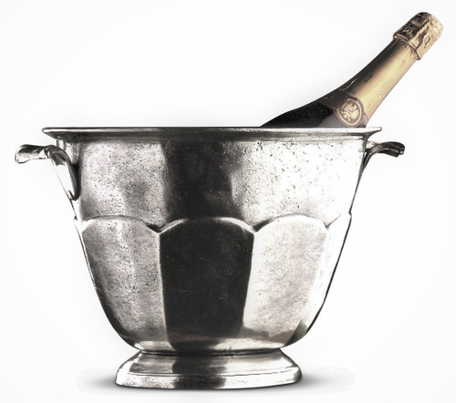 'Ilton' Pewter Champagne Cooler