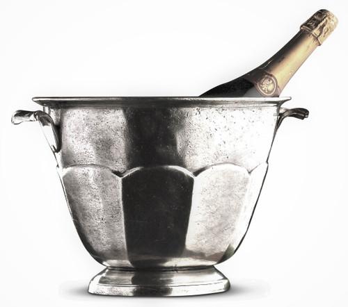 'Ilton' Pewter Champagne Cooler