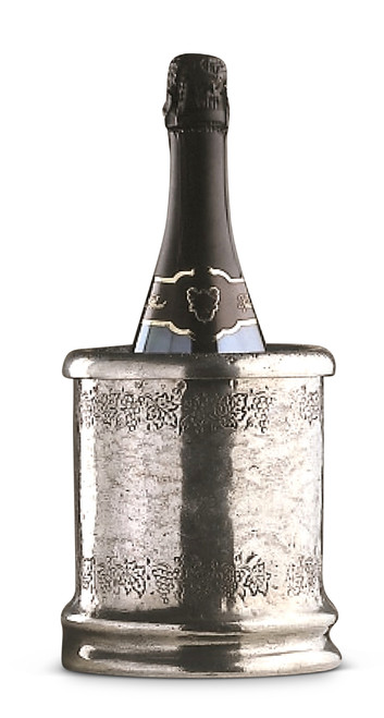 'Bottle Cooler' Pewter Bucket