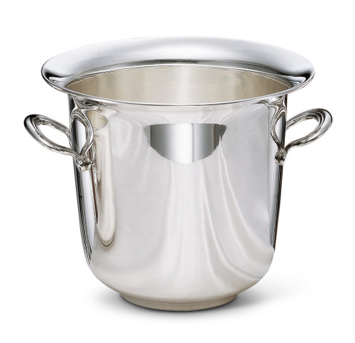 Bicama Silver Plated Champagne Bucket with Handles