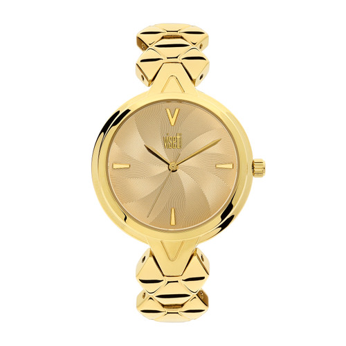 Visetti Flare Series - Gold Women's Watch