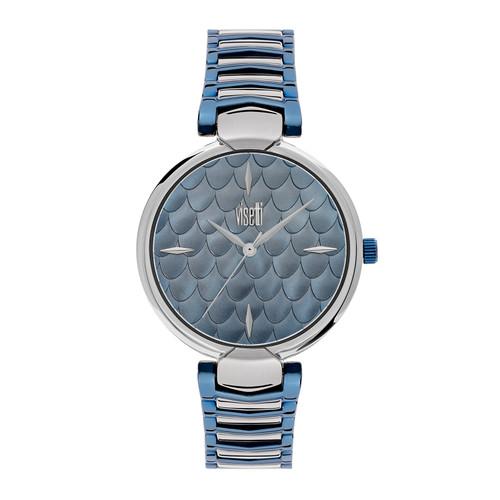 Visetti Santa Monica Series - Blue & Silver Women's Watch