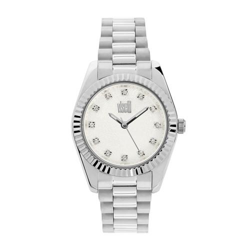 Visetti City Link Series - Silver Women's Watch