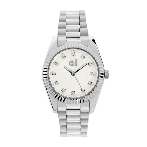 Visetti City Link Series - Silver Women's Watch