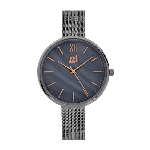 Visetti Dress Code Series - Dark Gray Women's Watch