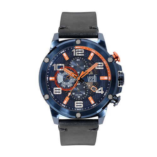 Visetti Colorado Series - Blue Men's Watch