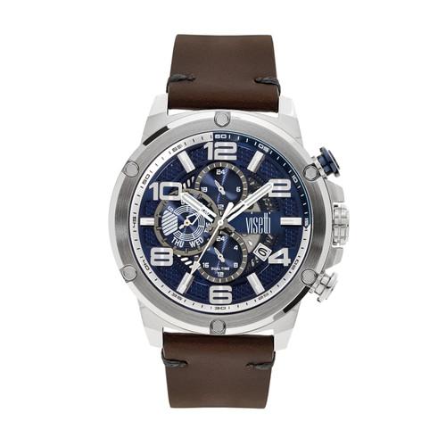 Visetti Colorado Series - Silver Men's Watch