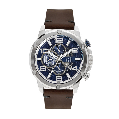 Visetti Colorado Series - Silver Men's Watch