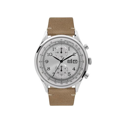 Visetti Apollo Series - Silver Men's Watch