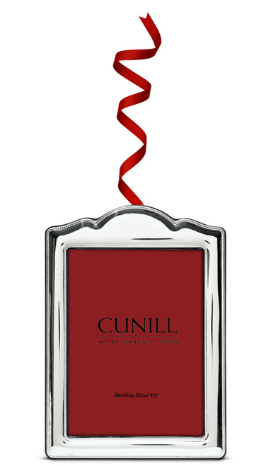 Cunill Sterling Silver Arch 2.25x3.25 Ornament Frame