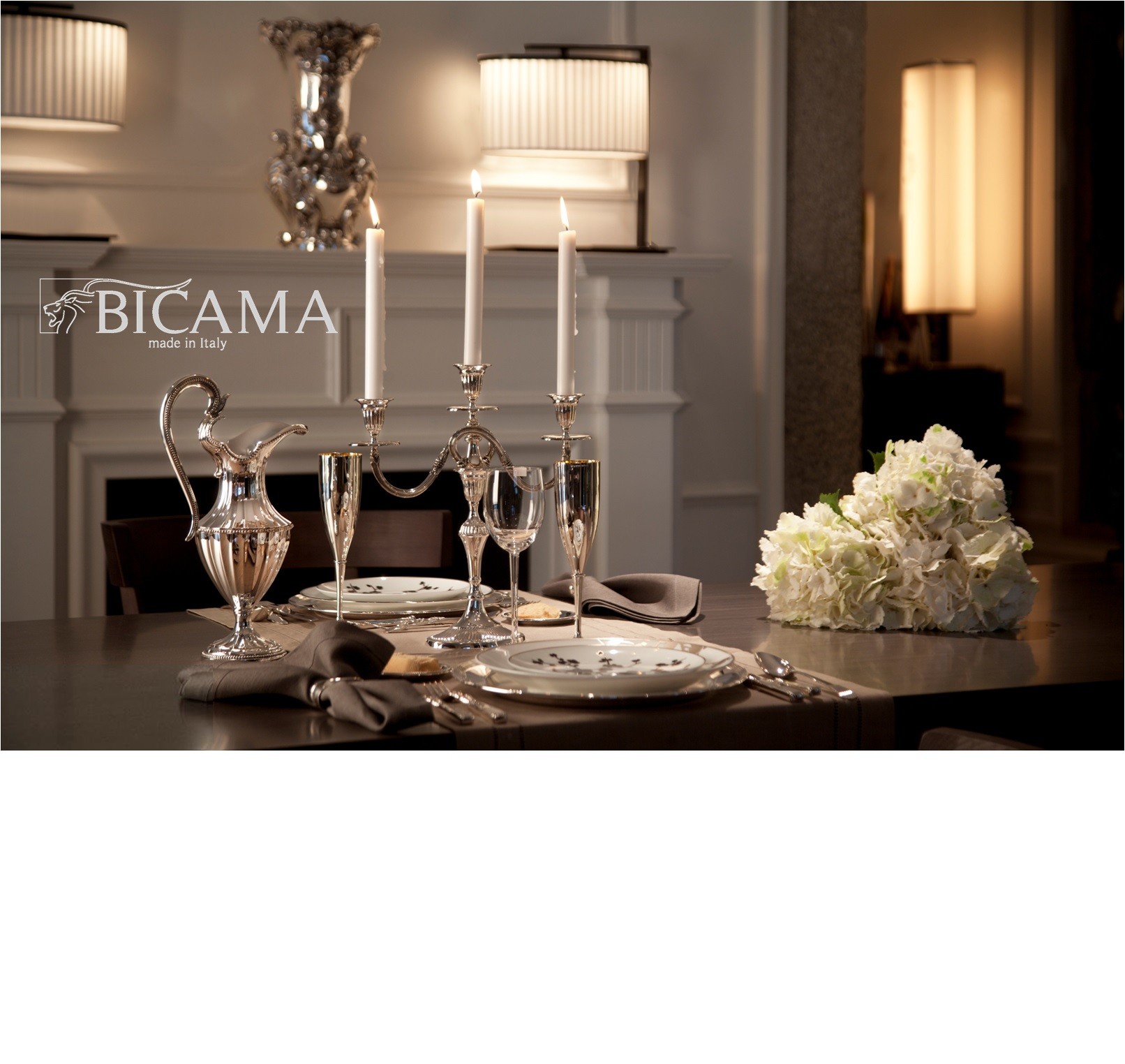 Bicama Fine Tabletop Collection