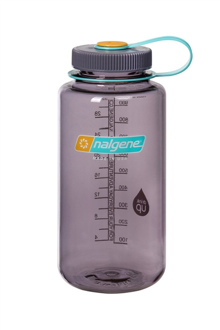 Nalgene 32z wide mouth aubergine