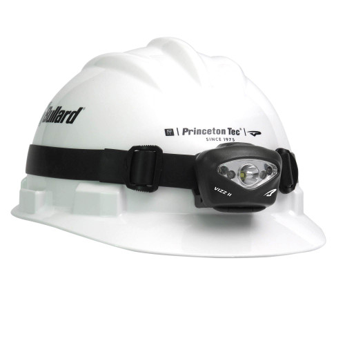 Princeton Tec Vizz II Headlamp - Black