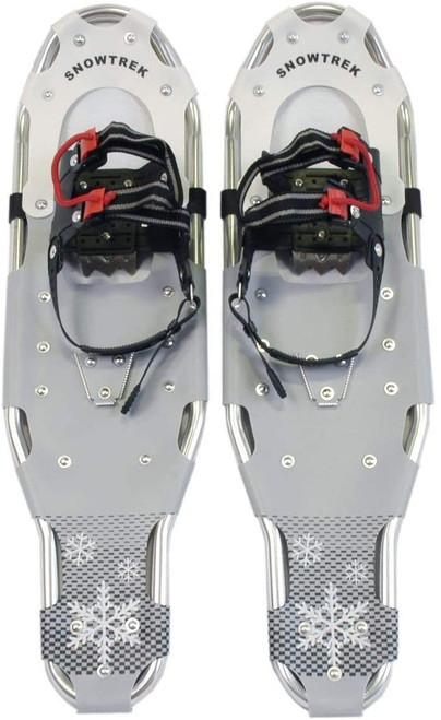 "Snowtrek Aluminum 30"" Snowshoes (170lbs-240lbs)"