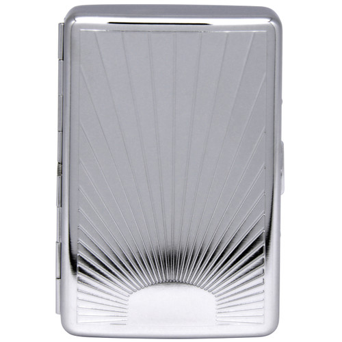 1016 D/S 14 Case - Silver Arabesque