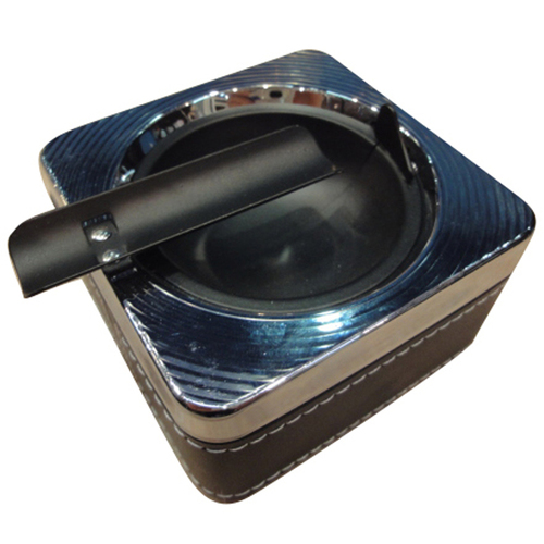 276 Push Ashtray Black