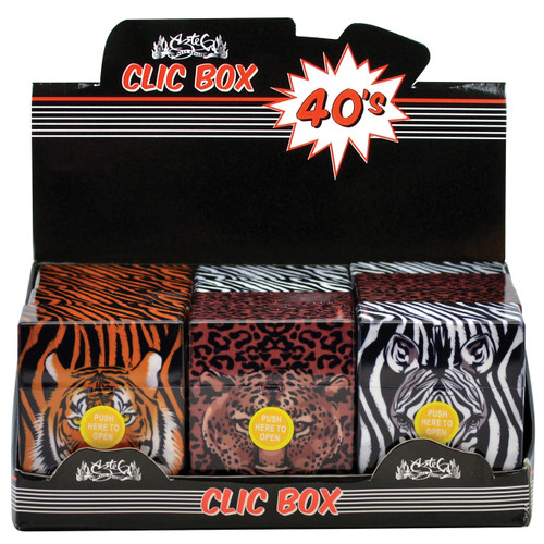 40s Clic Box Animals (12=1)