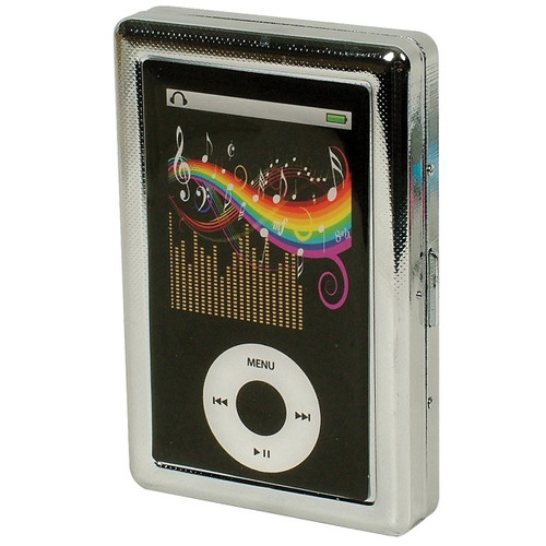 Cigarette Case Black mp3 Music