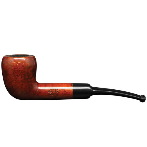 Club Pipes Curved Mouthpiece Lovat Saddle
