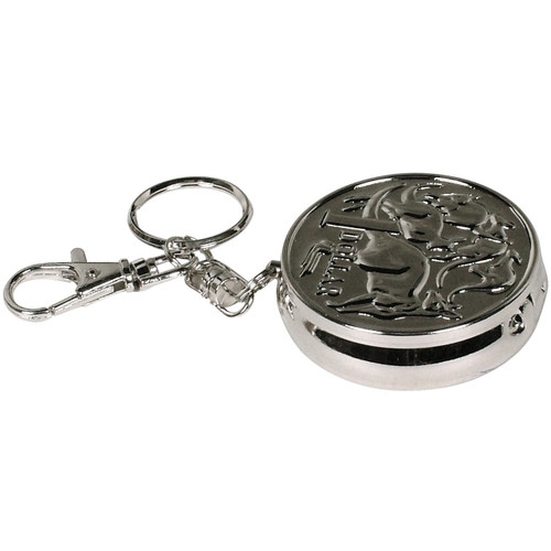 Pocket Ashtray Aussie Coin & Key Chain