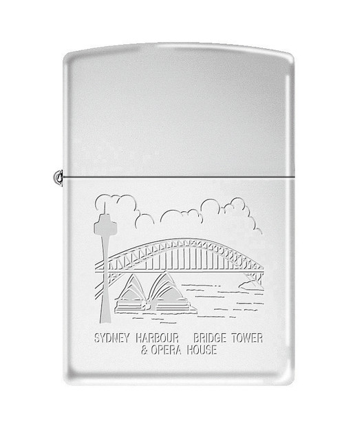 Sydney Harbour [Etched]
