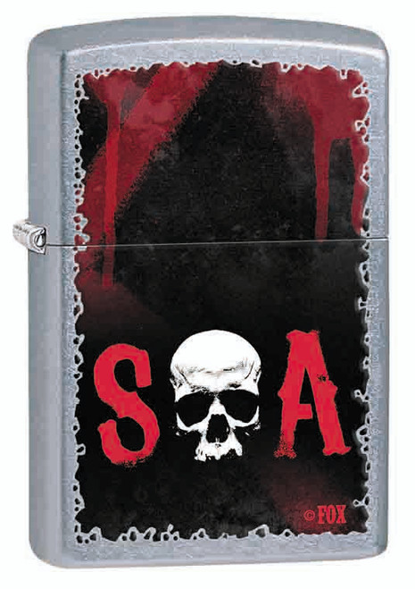 Sons of Anarchy™ Skull [Street Chrome]