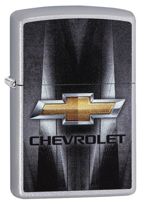 Chevrolet® [Satin Chrome]