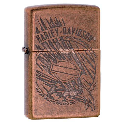 Harley-Davidson® Antique Copper