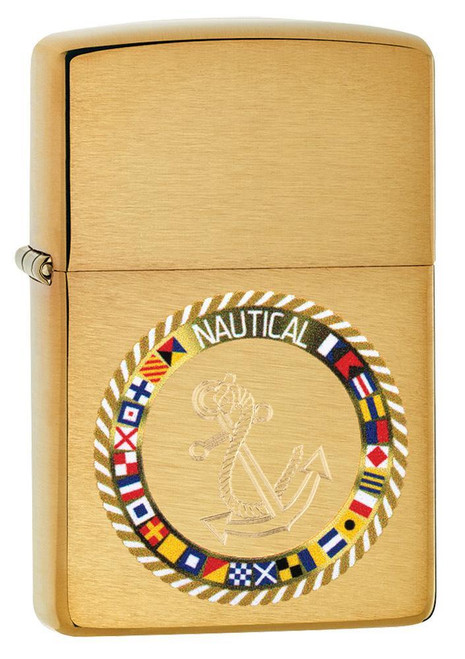 Signal Flags [Brushed Brass]