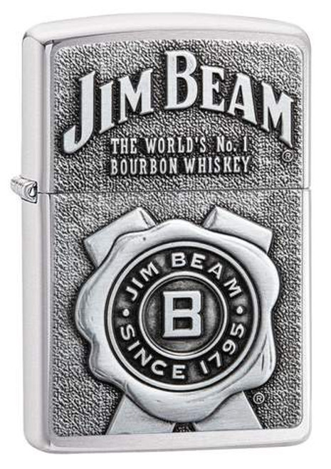 Jim Beam [Brushed Chrome]