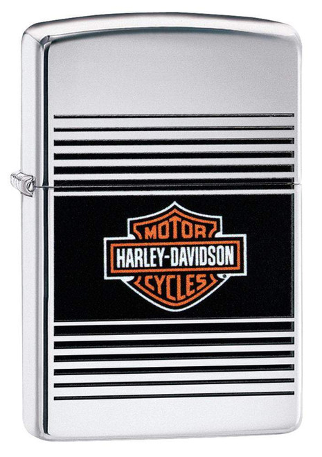 Harley-Davidson® [High Polish Chrome]