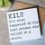 Kilt Card
