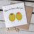'Olive Me Loves Olive You' Pun Card