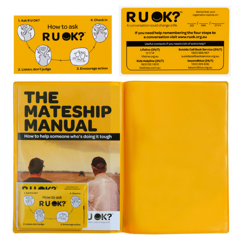 Mateship Manual Kit - Rural & Remote