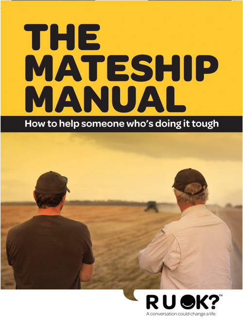 Mateship Manual - Rural & Remote